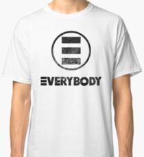 unique everybody color Classic T-Shirt