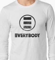 unique everybody color T-Shirt