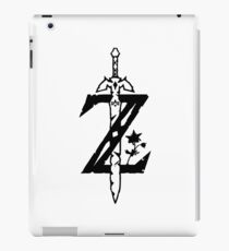 legend zelda iPad Case/Skin