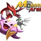 Monster Arena #1 by littlegiant