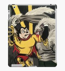 Mighty Mouse iPad Case/Skin