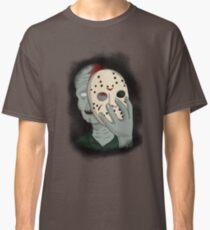 Jason face reveal Classic T-Shirt