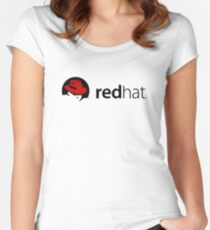 Redhat Women's Fitted Scoop T-Shirt