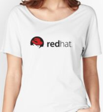 Redhat Women's Relaxed Fit T-Shirt