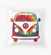 Volkswagen Van Throw Pillow