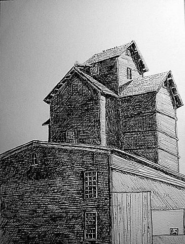 Feed house by K. A.  Cooper