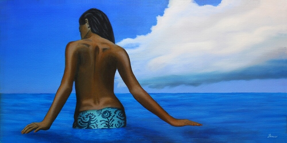 Vahine de Tahiti by WahineArt