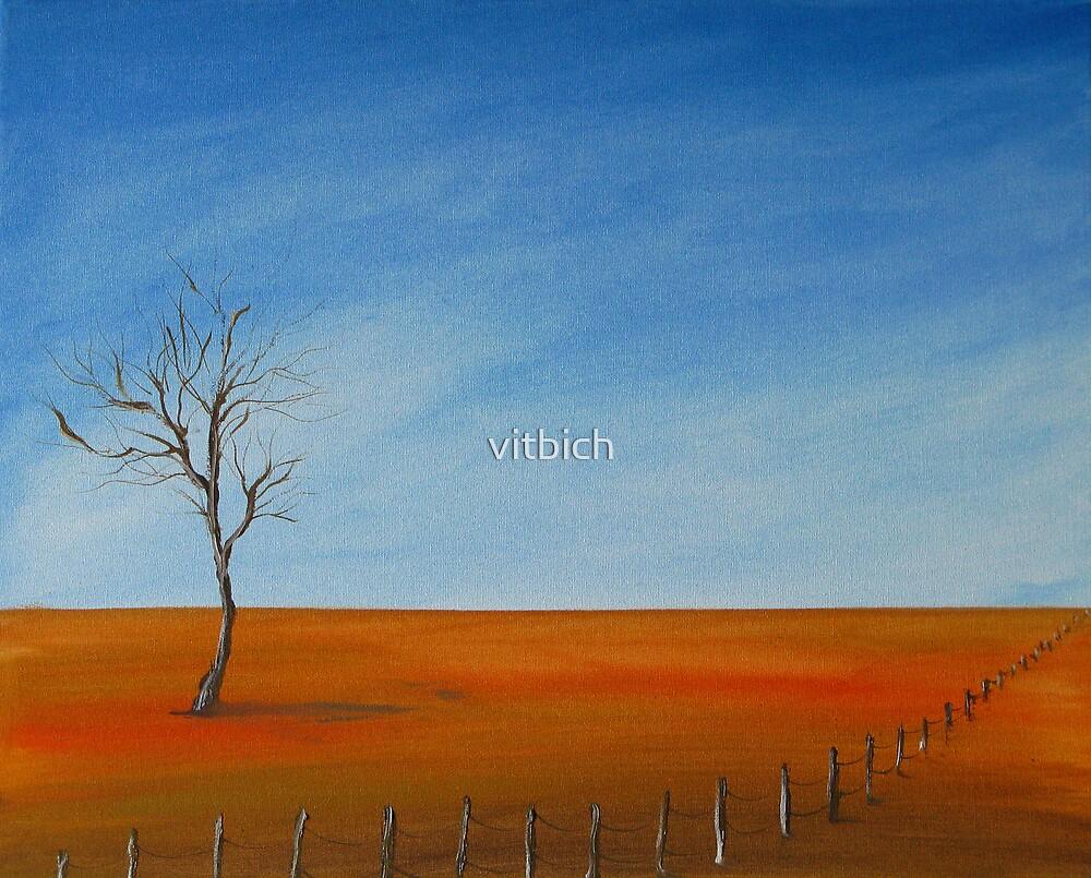 Outback horizon by vitbich