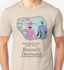 Handbook for the Recently Deceased - Light T-Shirt