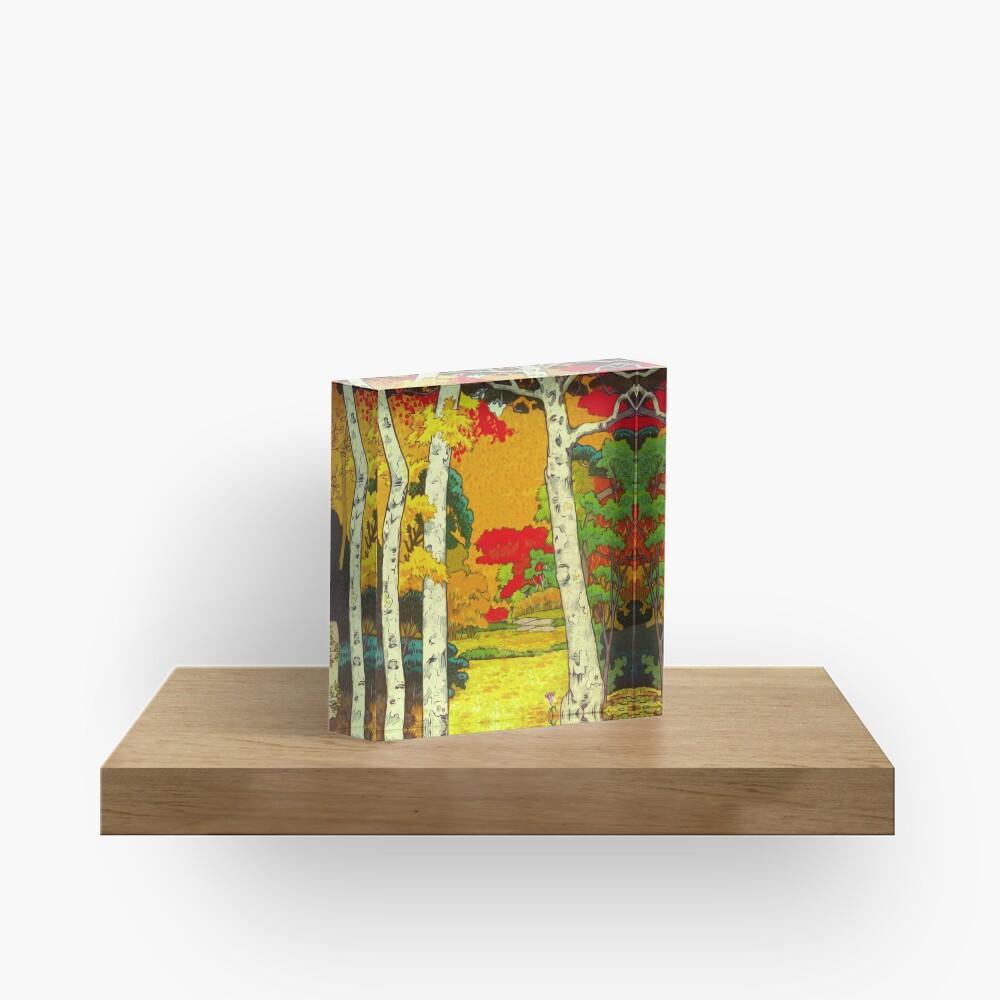 Home at Syin Acrylic Block