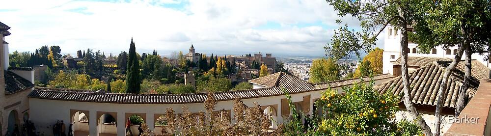 Granada, Spain 2006 by KBarker