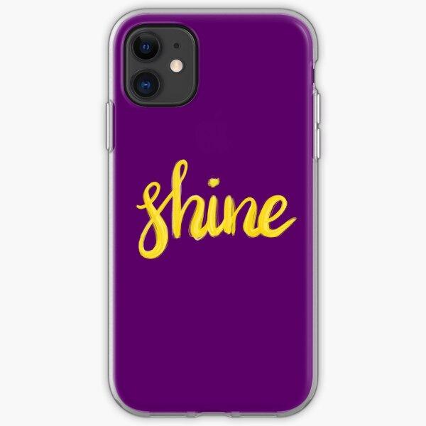 Shine iPhone Soft Case