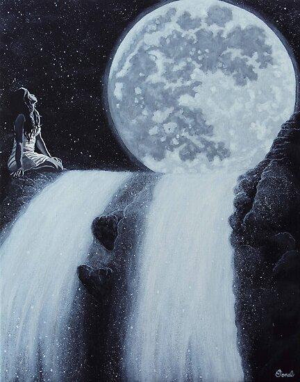Moon Child by SonalPoghat