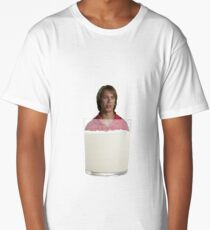 Will Wahl- Milk Long T-Shirt