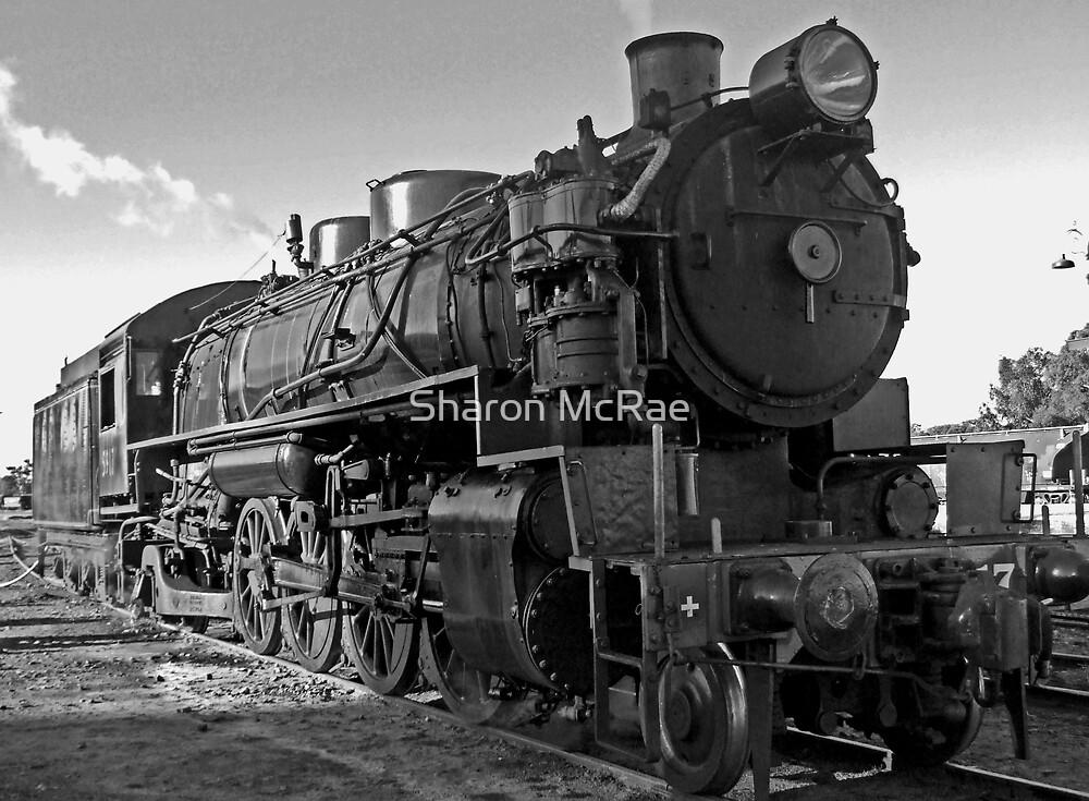 Steam Train 5917 by SharonD