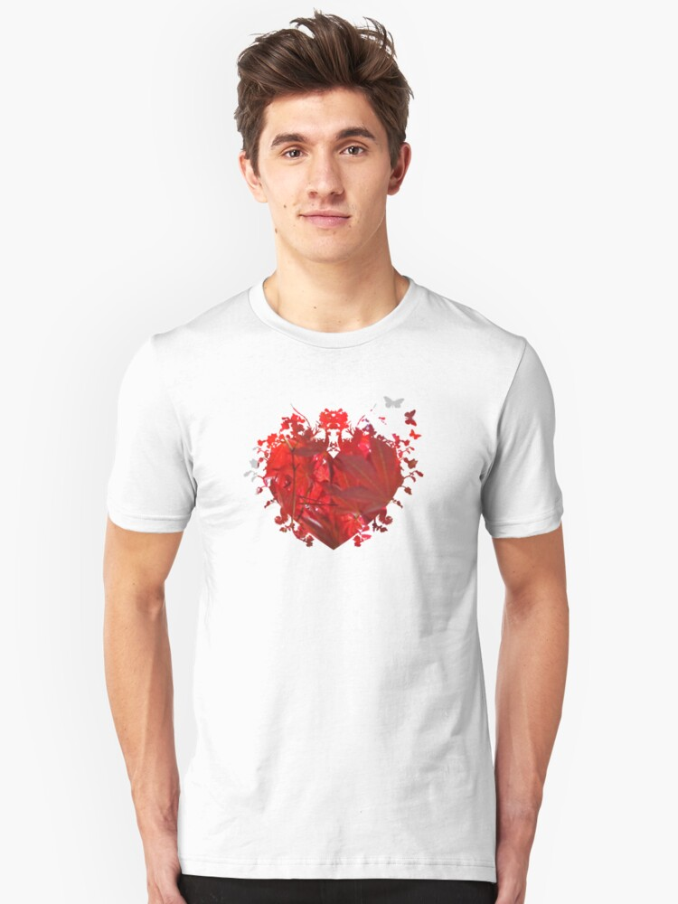 SWEET HEART MAPLE Unisex T-Shirt Front