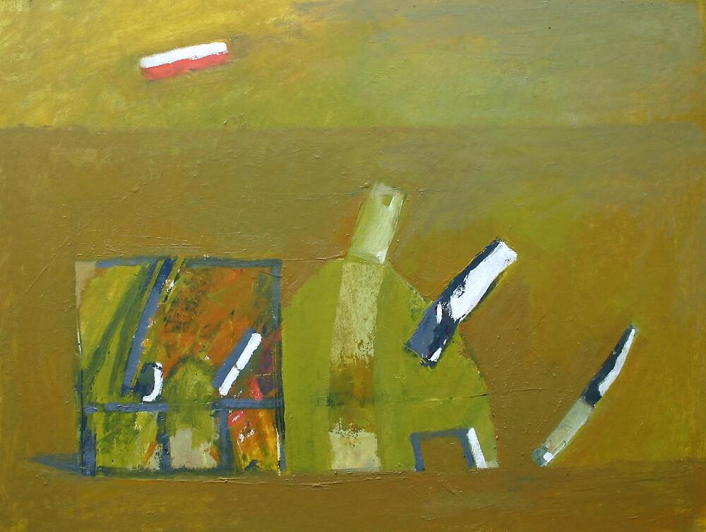 landscape 112 by Valeriu Buev