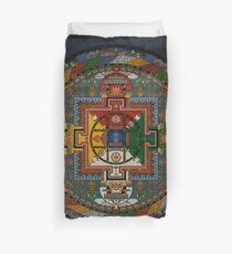 Mandala of Yamantaka Duvet Cover
