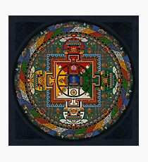 Mandala of Yamantaka Photographic Print