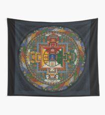 Mandala of Yamantaka Wall Tapestry