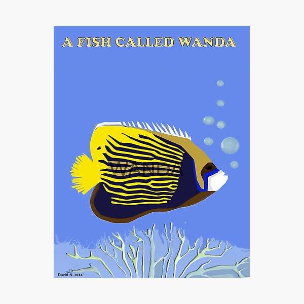 A Fish Called Wanda Photographic Print