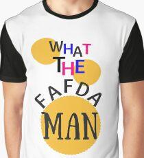 what the fafda man  Graphic T-Shirt