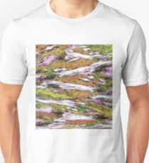Falling through difficult layers Unisex T-Shirt