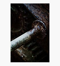 The Workings Photographic Print