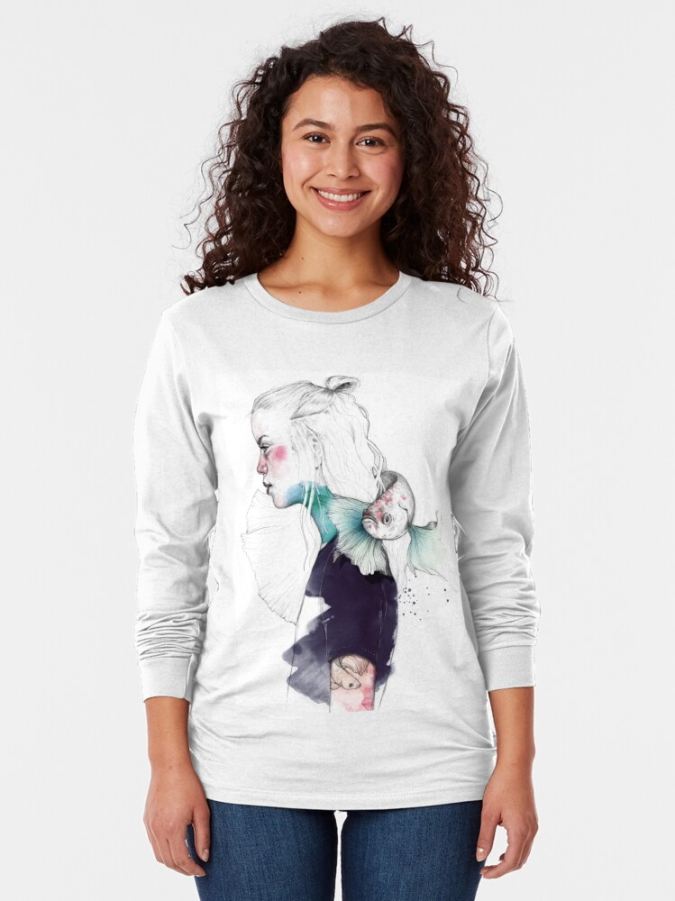Vista alternativa de Camiseta de manga larga BETTA