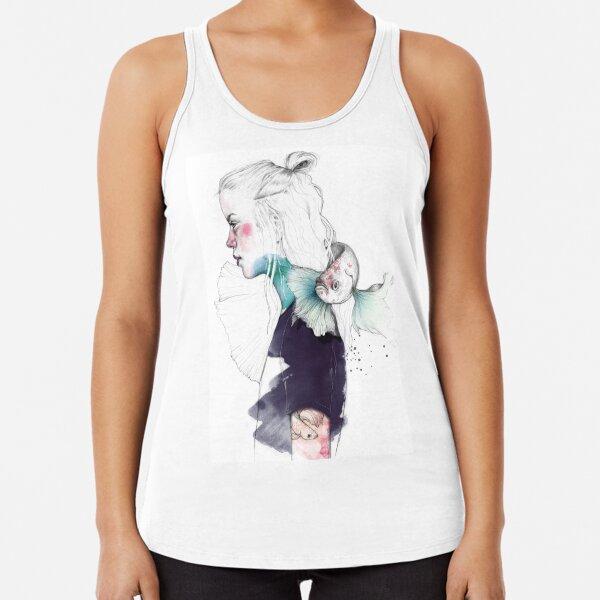 BETTA Camiseta con espalda nadadora