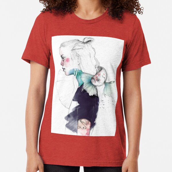 BETTA Tri-blend T-Shirt