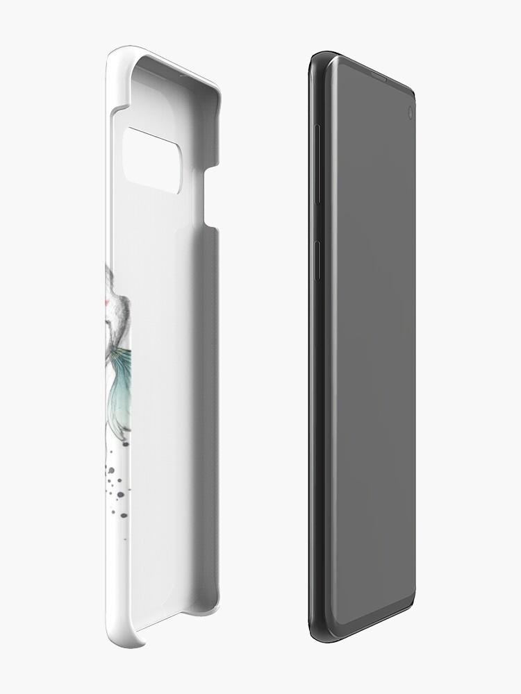 Vista alternativa de Funda y vinilo para Samsung Galaxy BETTA