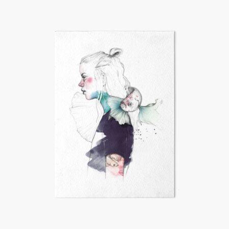 BETTA Art Board Print