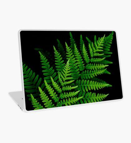 fantastic fern fronds Laptop Skin