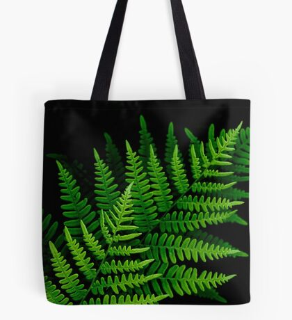 fantastic fern fronds Tote Bag