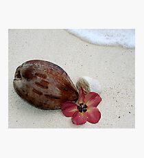 Beautiful Rarotonga Photographic Print