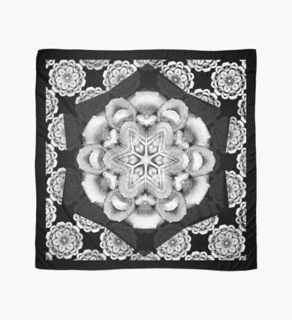 old fashioned lace pattern  Scarf