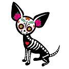 Chihuahua Muerta by evilkidart
