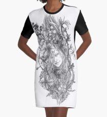 Rebe T-Shirt Kleid
