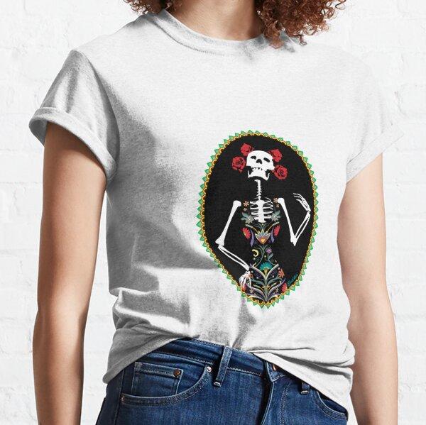 La Catrina Camiseta clásica