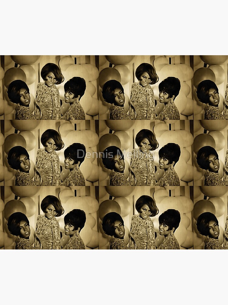The Supremes in 1967 by ZipaC
