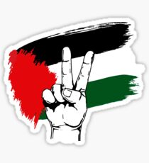 PEACE PALESTINE Sticker
