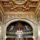 Santi Cosma e Damiano, Rome Italy by Mythos57