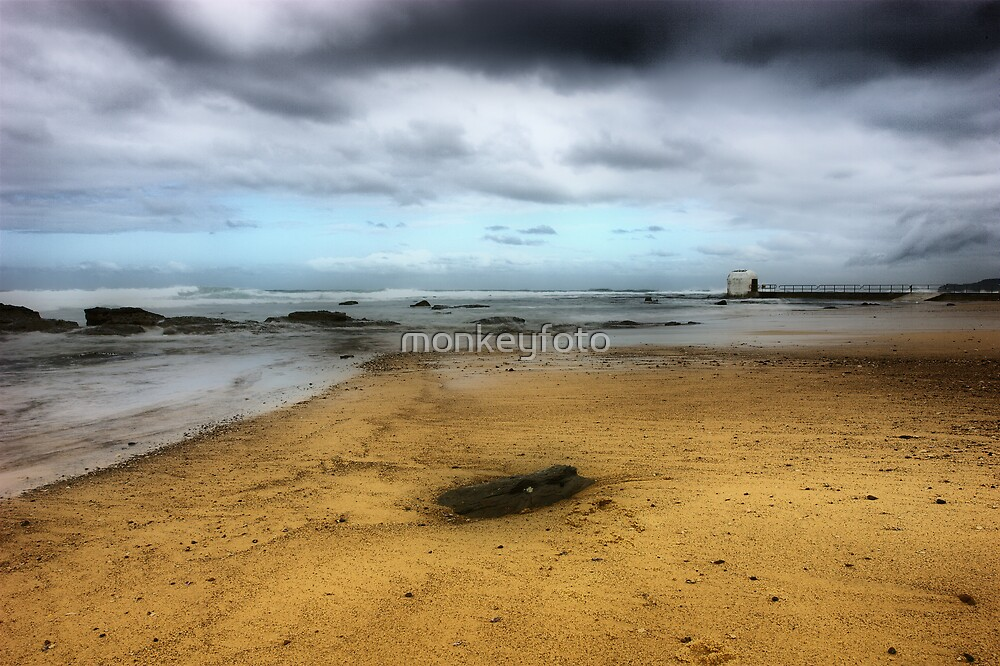 Merewether Beach NSW AUSTRALIA by monkeyfoto