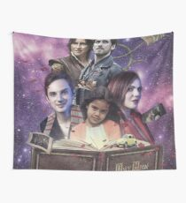 Once Upon A Time a new chapter Wall Tapestry