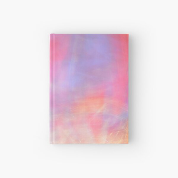 Pink Meets Blue Hardcover Journal