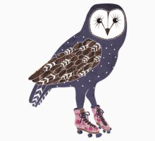 I skate OWL night long | Women's T-Shirt