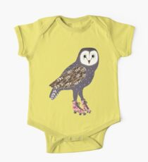 I skate OWL night long Kids Clothes