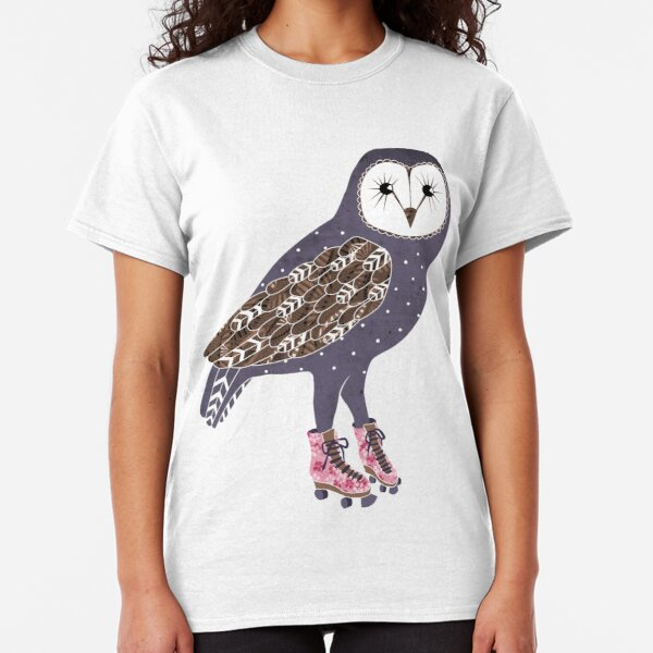 Owl Paisley Pattern Muscle Shirt Wildlife Nature Knowledge Wisdom Sleeveless