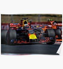 Formula1  2017 Poster